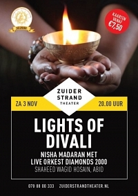 Lights of Divali in het Zuiderstrandtheater